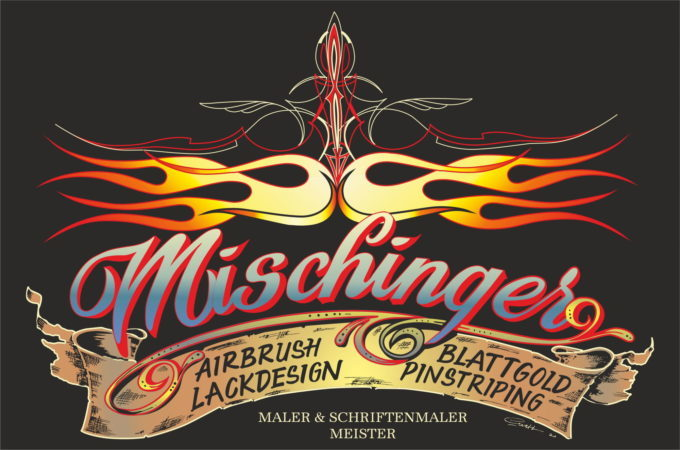 Malermeister August Mischinger